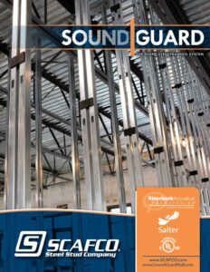 SoundGuard Silent Steel Framing System