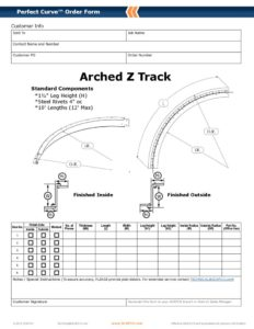 thumbnail of Arched_Z_Track_Order_Form