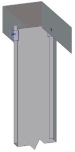 FTDC - Float Track Deflection Clip