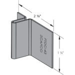 FTDC - Float Track Deflection Clip