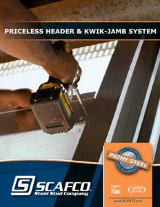 Header & Kwik-Jamb System