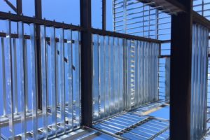SCAFCO Steel Studs in San Ramon High School