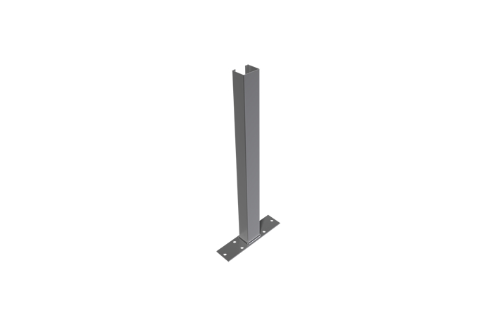 Ponywall support scafco steel stud company for Knee wall support