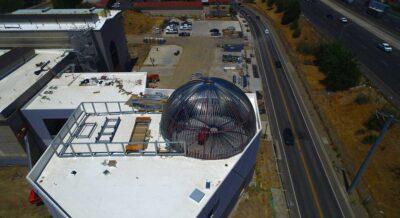 Powerhouse Science Center Dome