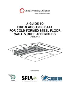 thumbnail of SFA Fire Acoustic Guide Version 10