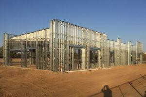NE Fresno Shell Build