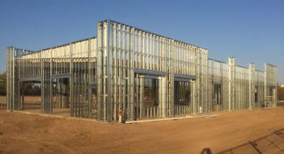 Fresno Shell Build