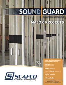 thumbnail of Sound Guard Projects Brochure