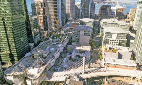 TransBay Terminal Makes Waves