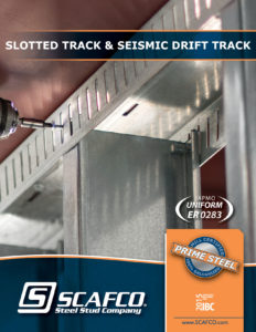 thumbnail of scafco-slotted-track-catalog