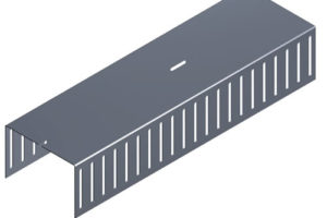 SDLT - Slotted Deep Leg Track